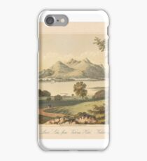 Stark Brothers,  16 Lower Sackville Street, Dublin, lithographs of Dublin, Killarney iPhone Case/Skin