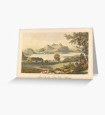 Stark Brothers,  16 Lower Sackville Street, Dublin, lithographs of Dublin, Killarney Greeting Card