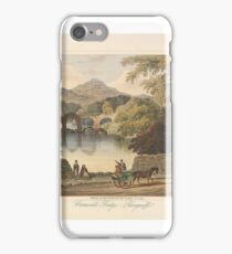 Stark Brothers,  16 Lower Sackville Street, Dublin, lithographs of Dublin, Killarney in Kerry 12 iPhone Case/Skin