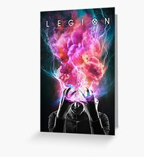 Legion Greeting Card