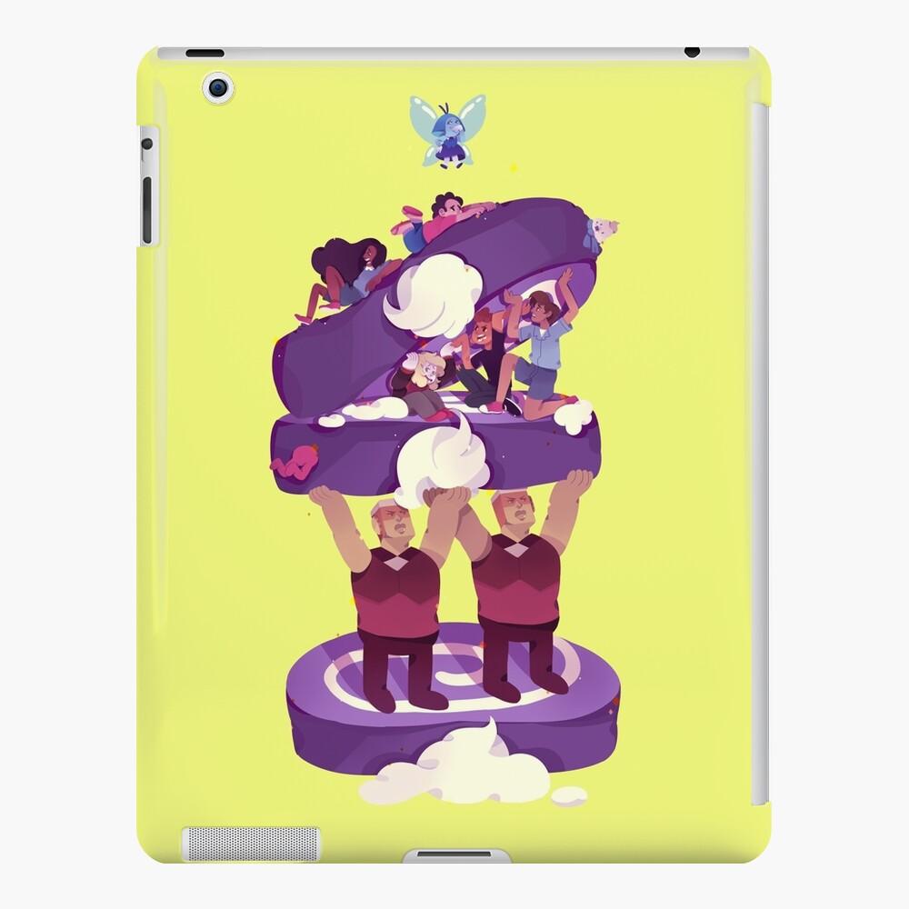 Hierarchy of Ube iPad Case & Skin