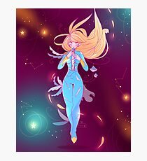 Galactic Piper Photographic Print