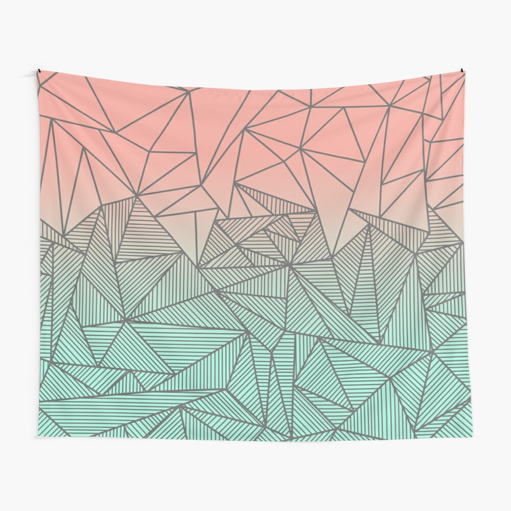 Bodhi Rays Wall Tapestry