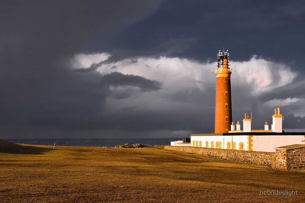 Storm at the Butt of Lewis by hebrideslight