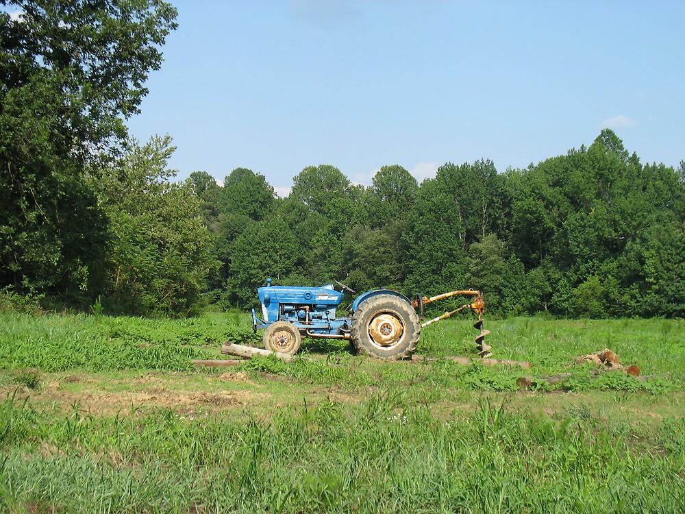 tractor by ShaunaRoberts