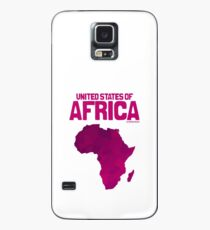United States of Africa Case/Skin for Samsung Galaxy