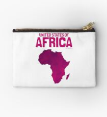United States of Africa Studio Pouch
