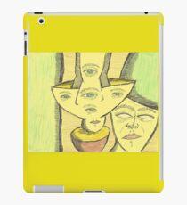 conceptual conclusion iPad Case/Skin