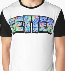 Getter - Wat the Frick psychedelic  Graphic T-Shirt