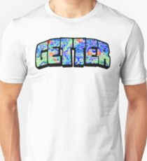 Getter - Wat the Frick psychedelic  T-Shirt