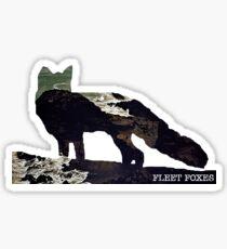 FLT FXS Sticker
