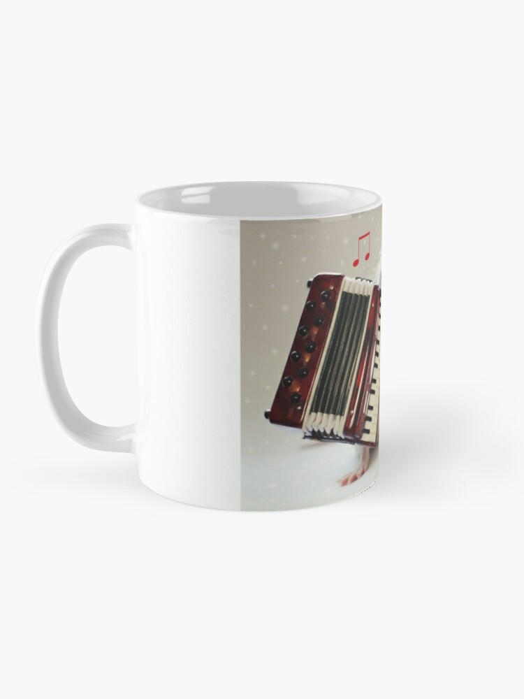 Alternate view of Merry Christmas! Mug