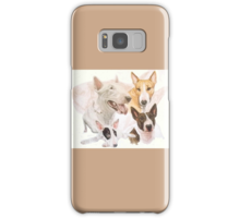 printing pictures from iphone quot bull terrier ghost quot by barbbarcikkeith redbubble 9462