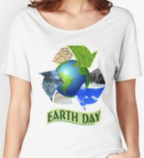 Earth Day 1 Women's Relaxed Fit T-Shirt