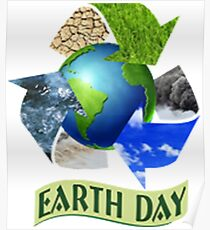 Earth Day 1 Poster