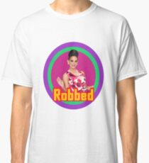 Cynthia Lee Fontaine robbed Classic T-Shirt