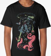 Geek Portals Long T-Shirt