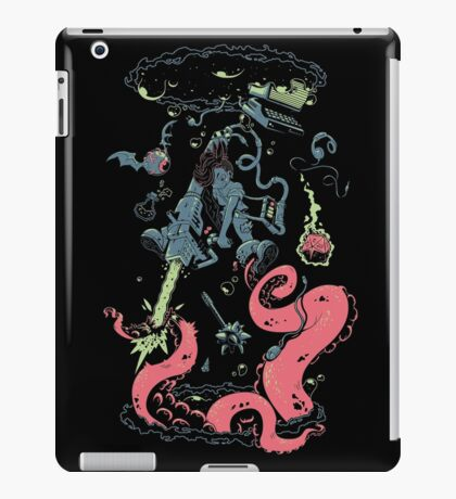 Geek Portals iPad Case/Skin