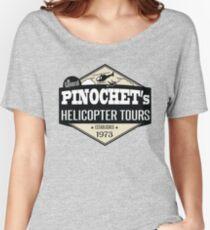 Pinochet Women's Relaxed Fit T-Shirt