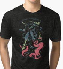 Geek Portals Tri-blend T-Shirt