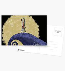 Jack & Sally Postcards