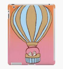 bun voyage iPad Case/Skin