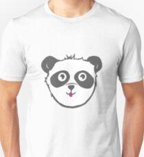 Simple Panda Logo T-Shirt