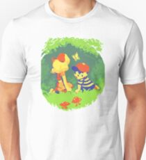 Twoson Outskirts - Earthbound Unisex T-Shirt