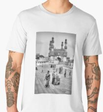 ' Charmed by Charminar ' Men's Premium T-Shirt