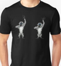 Dancing Monkeys Unisex T-Shirt