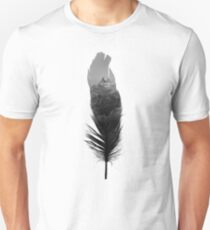 Feather Mountain Unisex T-Shirt