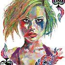 Harley Joker by WayNine