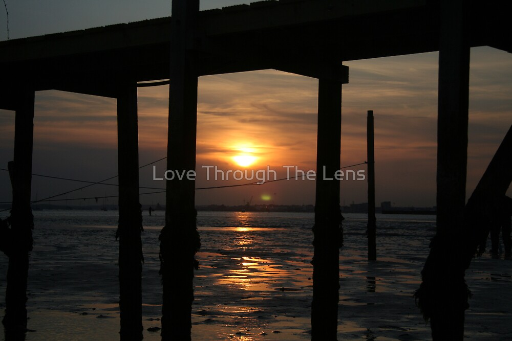 Distant Sands by Love Through The Lens