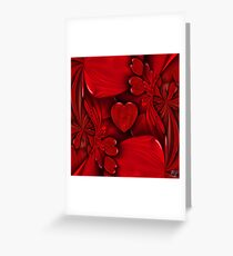 Heart Beats Greeting Card