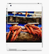 Nodi peschereccio iPad Case/Skin