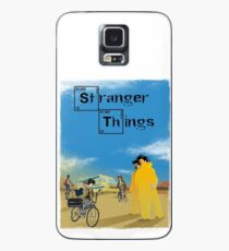 Funda/vinilo para Samsung Galaxy Breaking The Upside Down