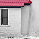 Fort Gratiot Light Detail 3 by marybedy