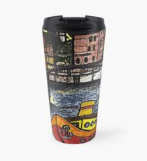 Tugboat Travels Travel Mug