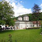 Monastery Rakovica Belgrade by Ana Belaj
