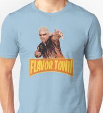 FLAVOR TOWN USA - GUY FlERl T-Shirt
