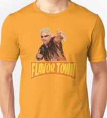 FLAVOR TOWN USA - GUY FlERl T-Shirt