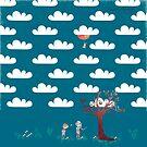 Little Fluffy Clouds by Yannik Hay
