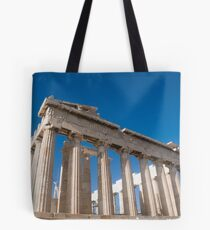 The Parthenon, Acropolis, Athens, Greece, UNESCO word heritage site  Tote Bag