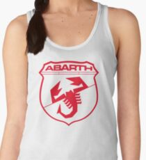 Abarth logo (network) Women's Tank Top