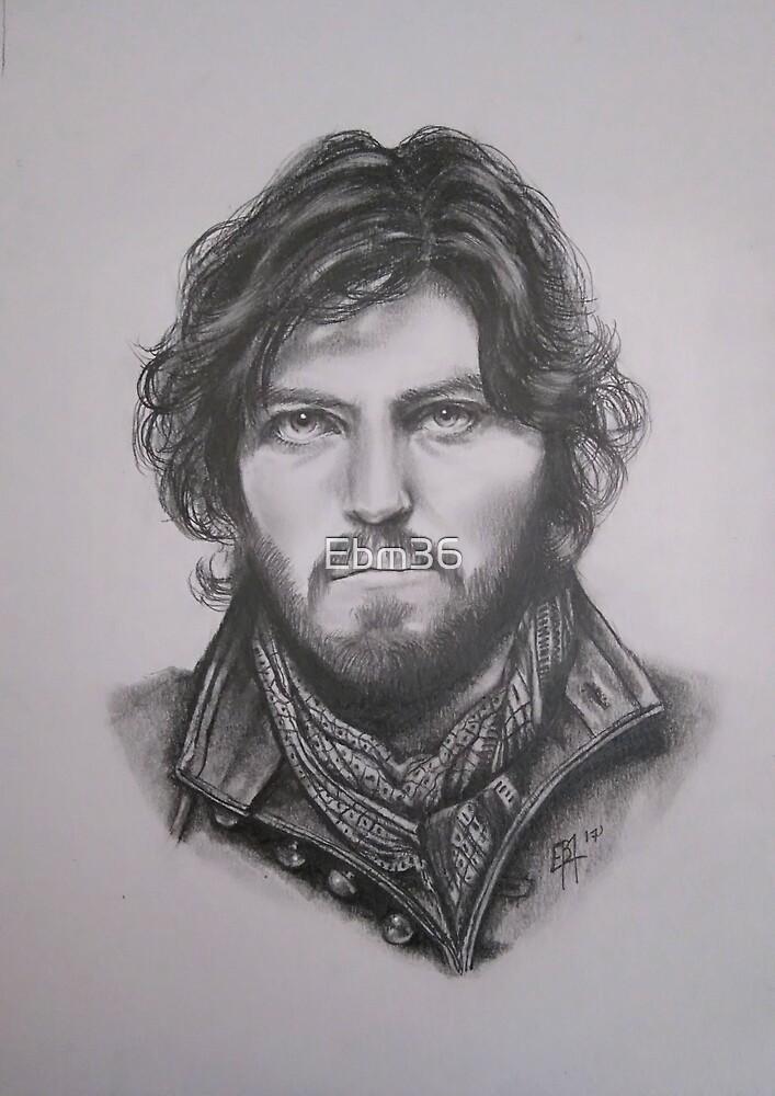 « Athos: le regard » par Ebm36