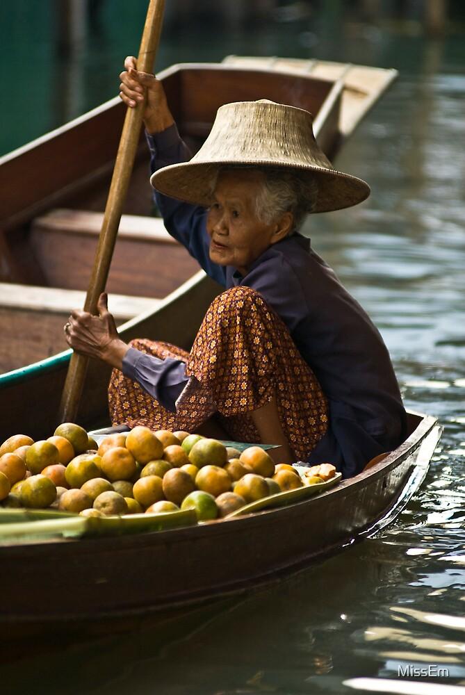 Thai Portrait by MissEm
