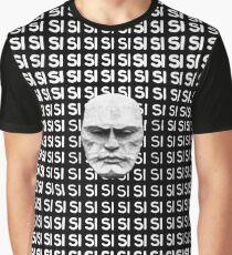 SI SI SI SI SI SI SI SI SI SI Graphic T-Shirt