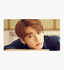 Jungkook Boyfriend Stare Photographic Print