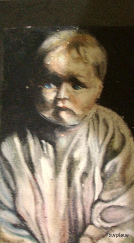 Lost Boy by purpleye