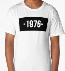 1976 Long T-Shirt